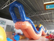 Giant Inflatable Water Slide With Durable 0.9 mm PVC Tarpaulin